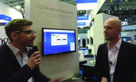 Synology CeBIT 2017 Cloud2 Backup & Disaster Recovery Active Backup