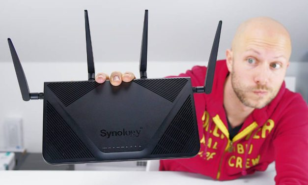 Synology RT2600ac Review und Überblick