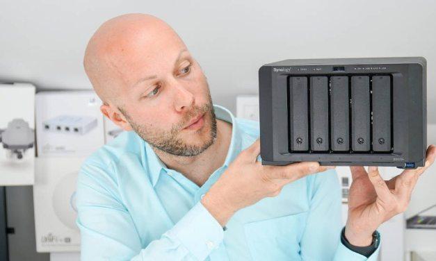 Synology DiskStation DS1517+ Intel Prozessor Bug und Überblick