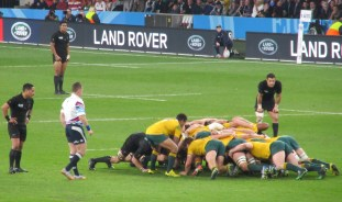 Rugby World Cup Final 15