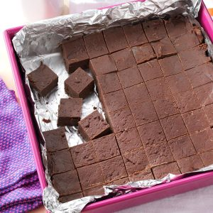 How to Make Microwave Fudge (It's SO Easy!) I Taste of Home