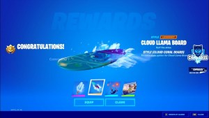 All Cosmic Summer Quests Challenges Guide – How to Unlock FREE Cloud Llama Board Glider in Fortnite