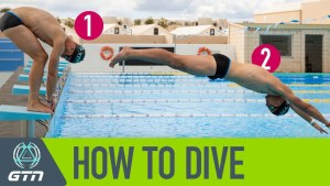 How To Dive For Swimming   A Step By Step Guide