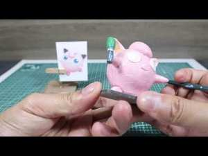 How to make Purin Pokemon, watch us guide you Part 2