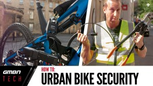 How To Lock Your Bike In Town   GMBN Tech's Guide To Urban Bike Security