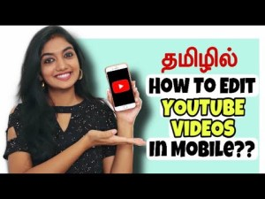 ?Beginner's Complete Editing Guide | Inshot App Tutorial | How to edit YouTube Videos in Tamil
