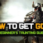 ESO – How To Get Good – Taunting and Range Manipulation – Beginners Guide!