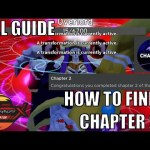 How to finish CHAPTER 2 FAST| FULL GUIDE in ANIME FIGHTING SIMULATOR