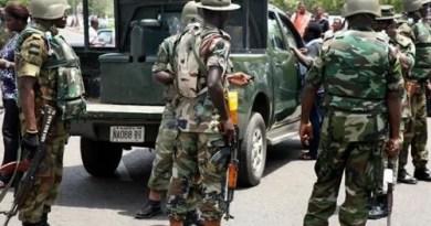 Nigerian army pics