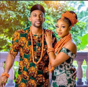 SEE SWEET LOVE!!! THESE AMAZING OUTFITS FOR TRADITIONAL MARRIAGES WILL MAKE YOU MOVE YOUR WEDDING DATE!  kishlys wedding 300x298