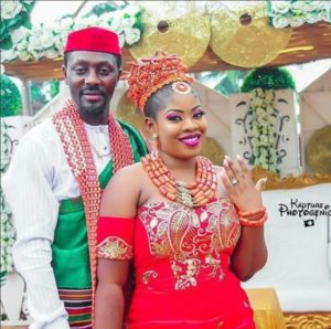 SEE SWEET LOVE!!! THESE AMAZING OUTFITS FOR TRADITIONAL MARRIAGES WILL MAKE YOU MOVE YOUR WEDDING DATE! edotraditionalwedding