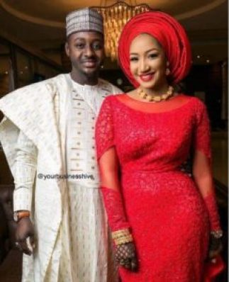 (Tradnaija/Instagram)  SEE SWEET LOVE!!! THESE AMAZING OUTFITS FOR TRADITIONAL MARRIAGES WILL MAKE YOU MOVE YOUR WEDDING DATE! tradnaija wedding 243x300