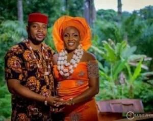 Cute Igbowedding Style