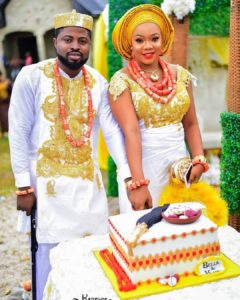 Lovely Igbowedding Style