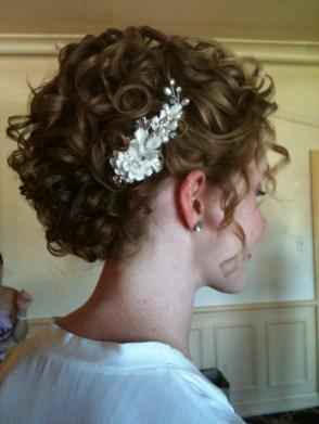 beautiful curlsy