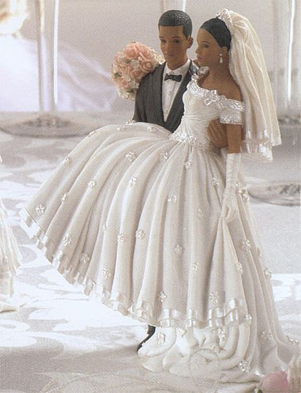 wedding cake toppers  Funny African American Wedding Cake Toppers funny african american wedding cake toppers