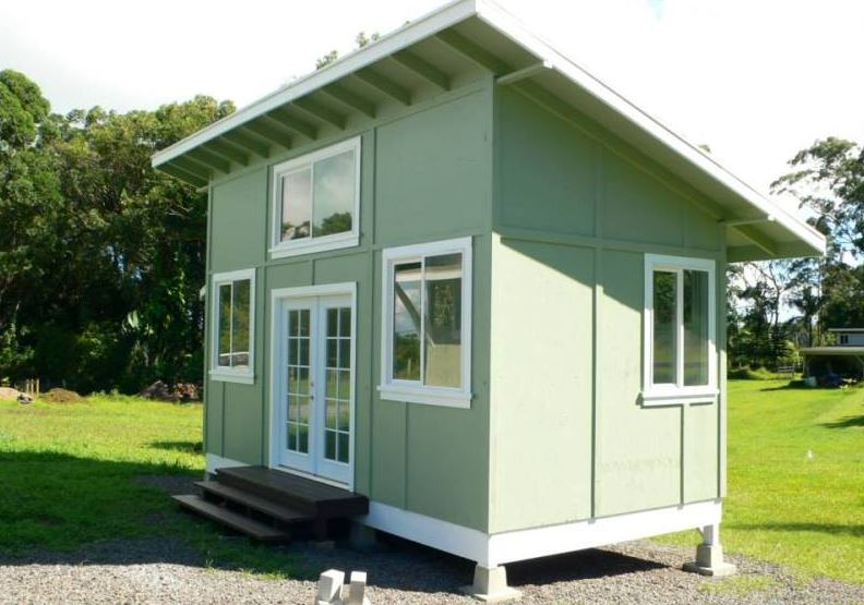 Where to put a tiny house in australia