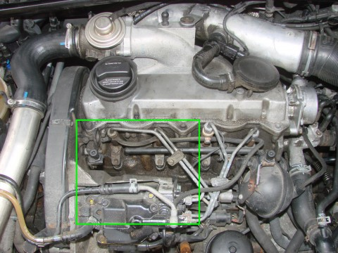 Determining Head Gasket Hole Size on your TDI – Diesel News, Info