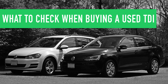 Buying a Fixed TDI? Things to Check! – Diesel News, Info and