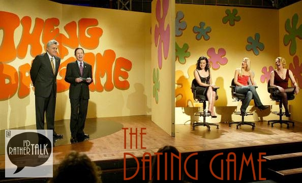 The dating game set
