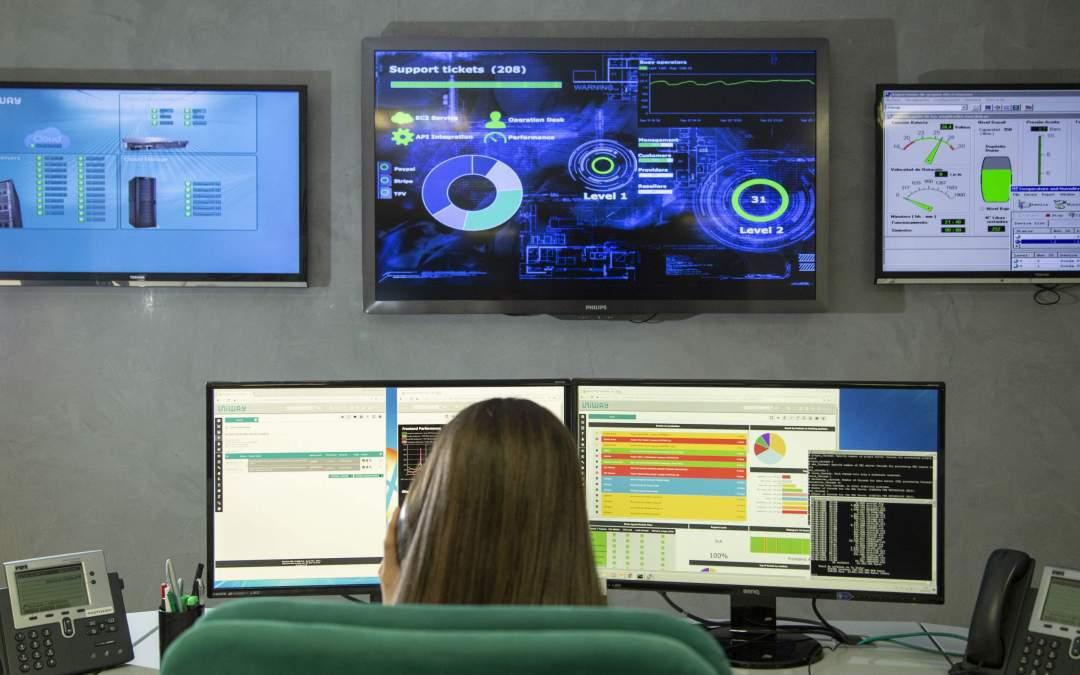 La española Artica monitorizará toda la informática de la Comisión Europea