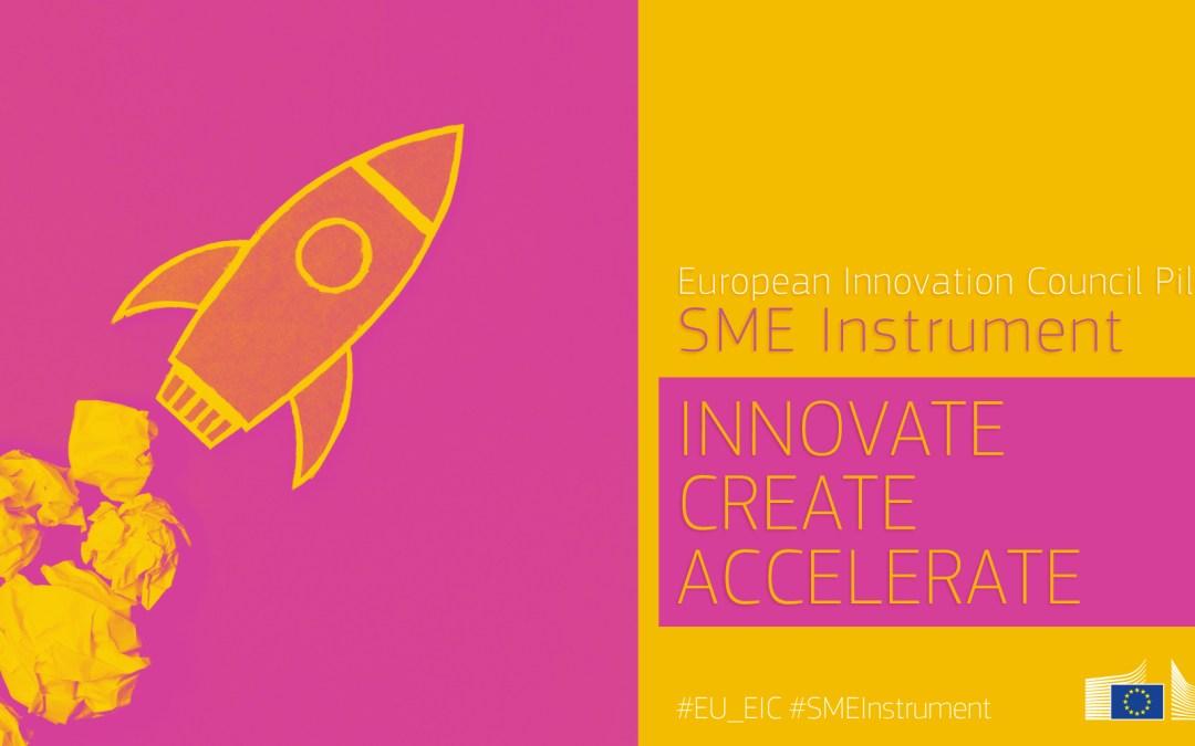 ¿Qué es EIC-SME Instrument o Instrumento PYME?