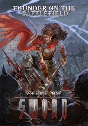 """""""The Red Hand"""" -- Thuner on the Battlefield: Sword Anthology"""
