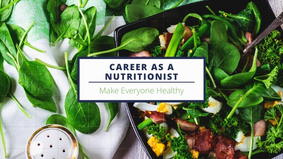 Career as a Nutritionist