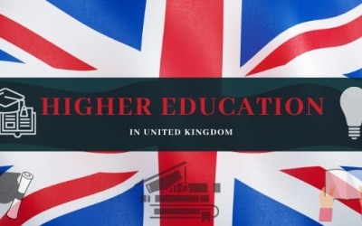 All You Need to Know: Higher Education in UK