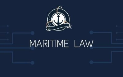 The Lawmen at Sea: Opportunities in Maritime Law