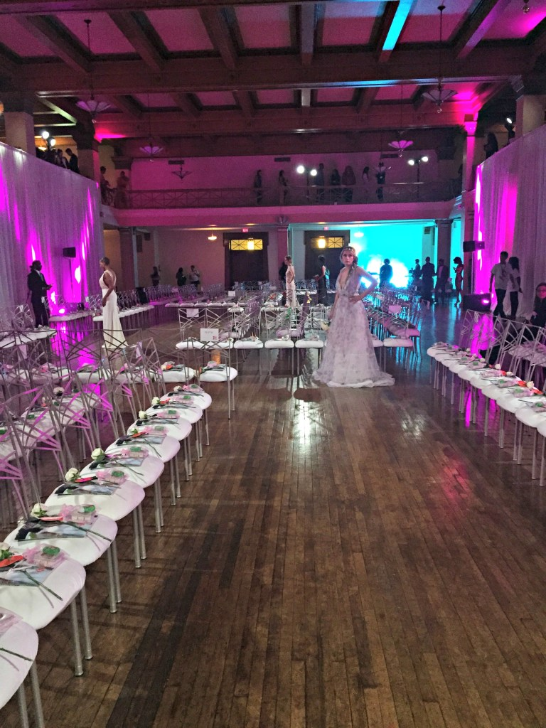 Fashion Week Columbus Bridal Show 9