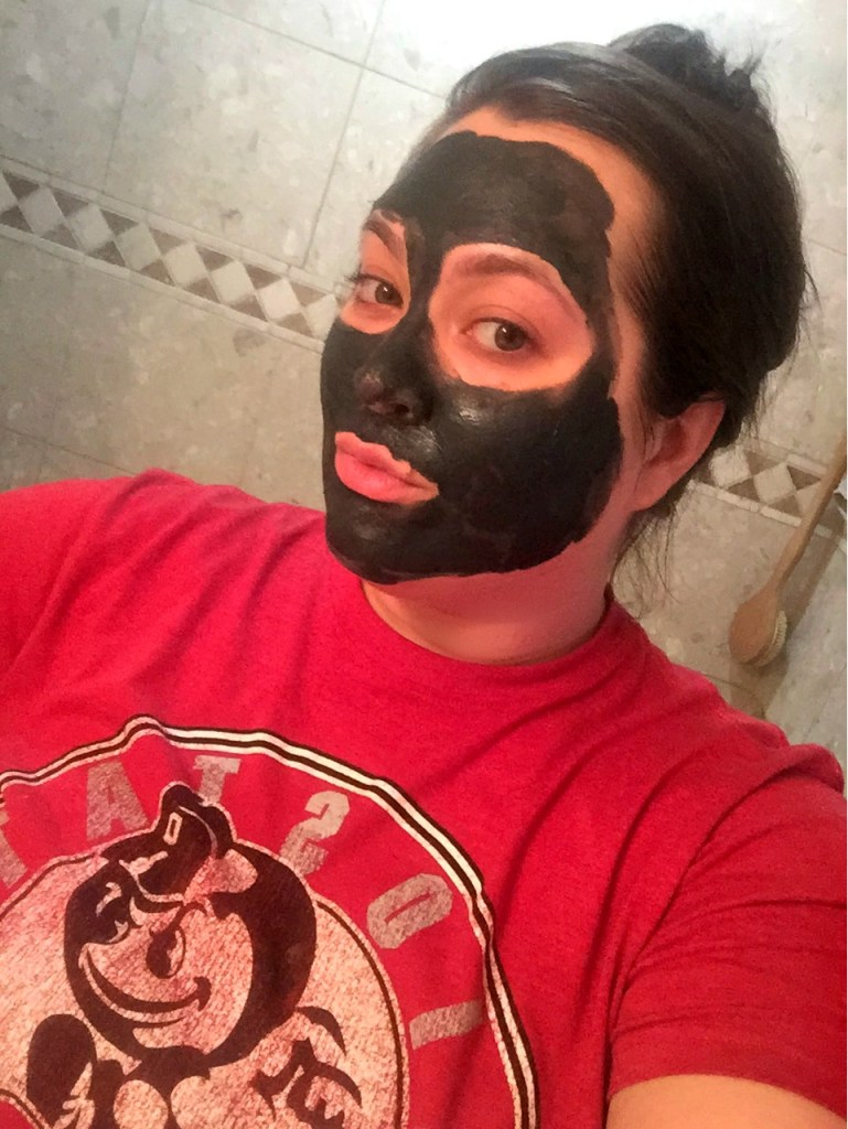 Perfectly Posh Face Mask