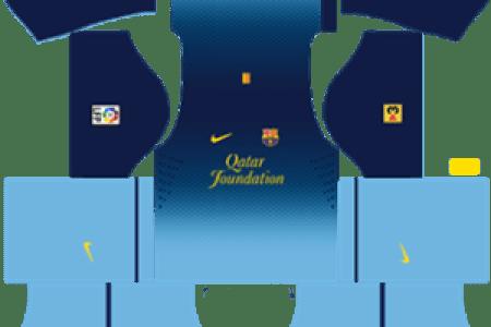 uniforme del barcelona 2019 para dream league soccer