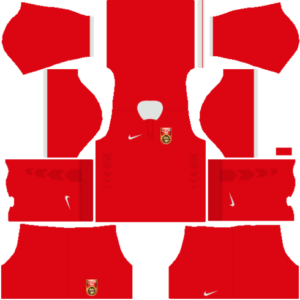 China Away Kit 2017-2018