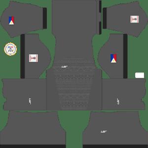 Philippines Goalkeeper Third Kit 2017-2018