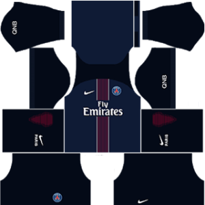 paris saint germain psg kits 2016