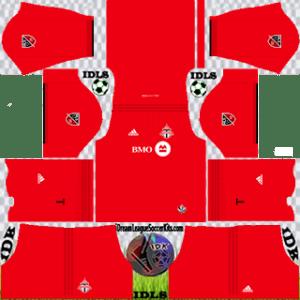 Toronto FC DLS Kit 2021 Home For DLS19