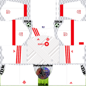 Toronto FC DLS Kit 2021 away For DLS19