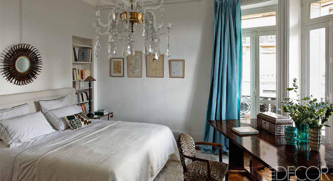 Paris Apartment Elle Decor Magazine From French Country