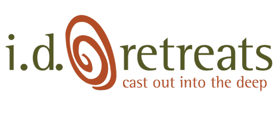 IDretreats logo - cast out into the deep
