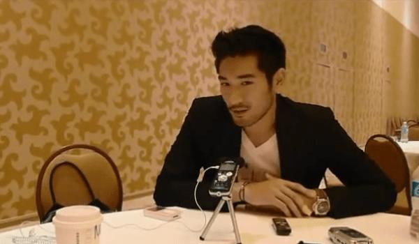 [VÍDEO LEGENDADO] Nova entrevista com Godfrey Gao na Comic-Con 2013