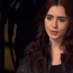 [VÍDEO LEGENDADO] Entrevista com Lily Collins – Trailer Addict