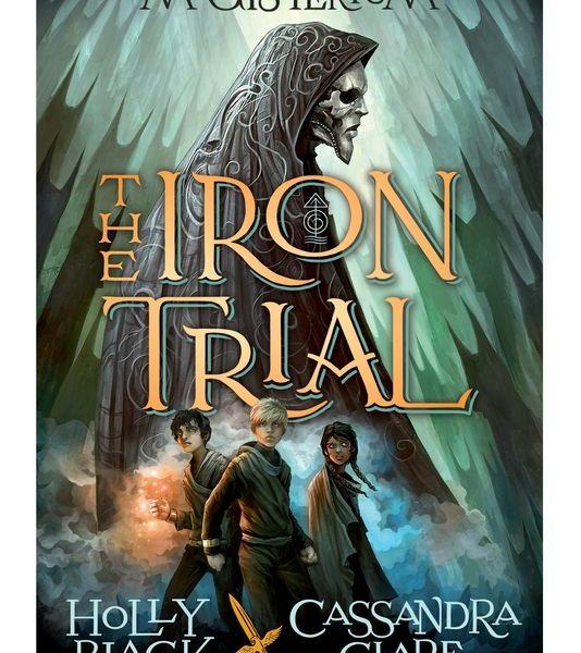 Divulgados capa e trecho de The Iron Trial, primeiro livro de Magisterium, série de Cassandra Clare e Holly Black