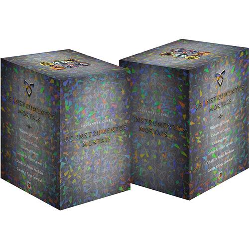 [Atualizado] Lançado Box Holográfico de Os Instrumentos Mortais