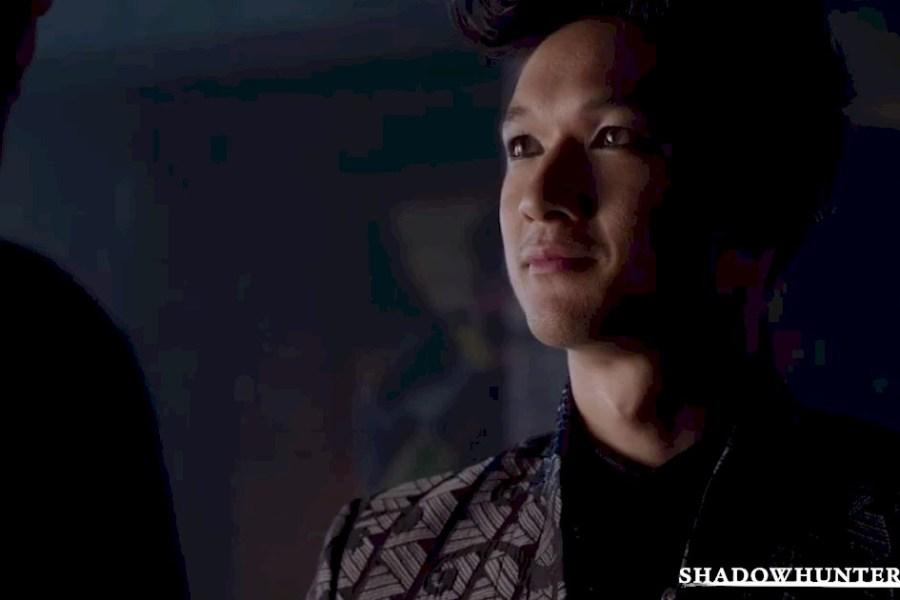 Harry Shum Jr comenta em entrevista sobre atuar Magnus!