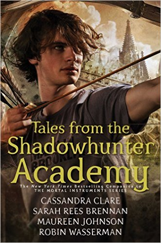 """Tales from the Shadowhunter Academy"" entra em pré-venda!"