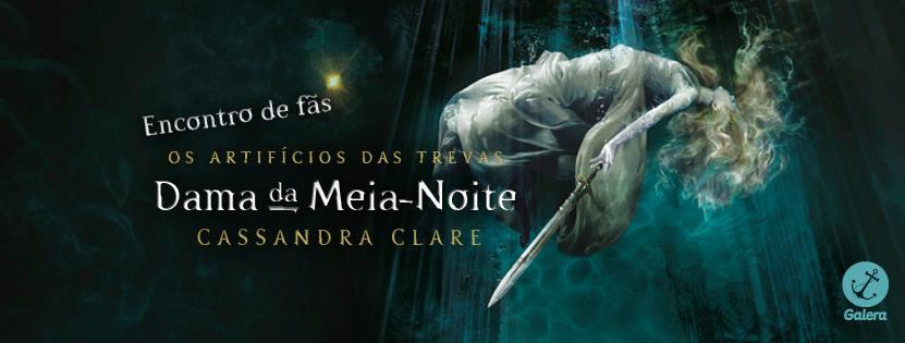 """Eventos de lançamento de """"Dama da meia-noite"""" por diversas capitais do Brasil!"""
