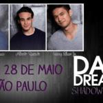Tudo sobre a Shadow Edition no Brasil com Alberto Rosende, Matthew Daddario e Harry Shum Jr!