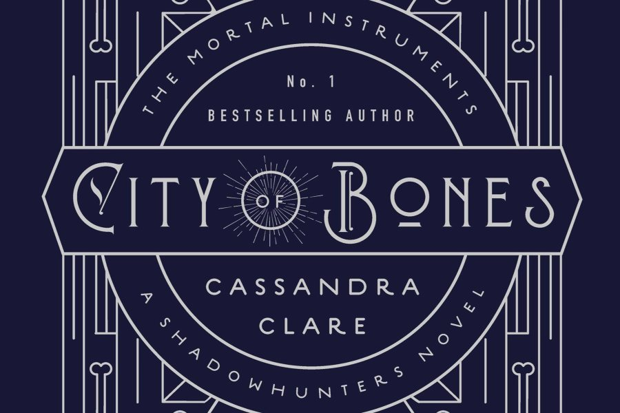 Fichas de Clary e Jace na edição especial de 10 anos de City of Bones!