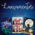 Lançamentos literários brasileiros: Fevereiro/2018